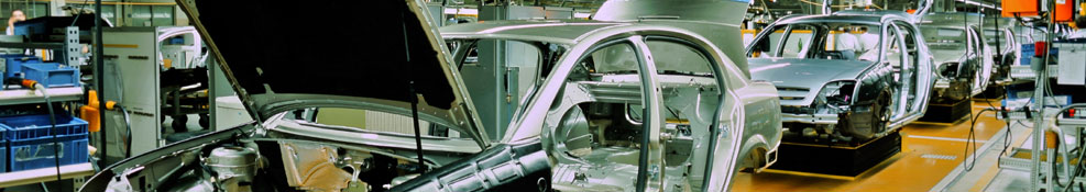 Industry based detail, automotive, assembly line